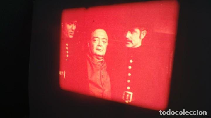 Cine: EL GATO NEGRO (TERROR)Roger Corman -PELÍCULA-SUPER 8 MM-1 x 180 MTS, RETRO-VINTAGE FILM # 2 - Foto 73 - 168527320