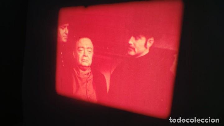 Cine: EL GATO NEGRO (TERROR)Roger Corman -PELÍCULA-SUPER 8 MM-1 x 180 MTS, RETRO-VINTAGE FILM # 2 - Foto 75 - 168527320