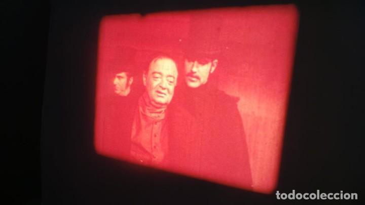 Cine: EL GATO NEGRO (TERROR)Roger Corman -PELÍCULA-SUPER 8 MM-1 x 180 MTS, RETRO-VINTAGE FILM # 2 - Foto 76 - 168527320