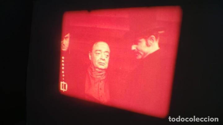 Cine: EL GATO NEGRO (TERROR)Roger Corman -PELÍCULA-SUPER 8 MM-1 x 180 MTS, RETRO-VINTAGE FILM # 2 - Foto 77 - 168527320