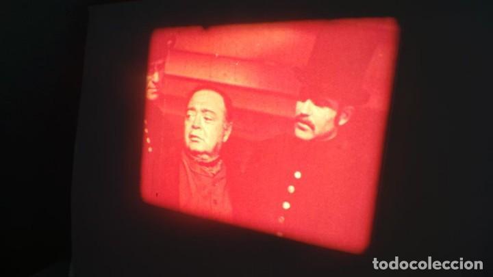Cine: EL GATO NEGRO (TERROR)Roger Corman -PELÍCULA-SUPER 8 MM-1 x 180 MTS, RETRO-VINTAGE FILM # 2 - Foto 79 - 168527320