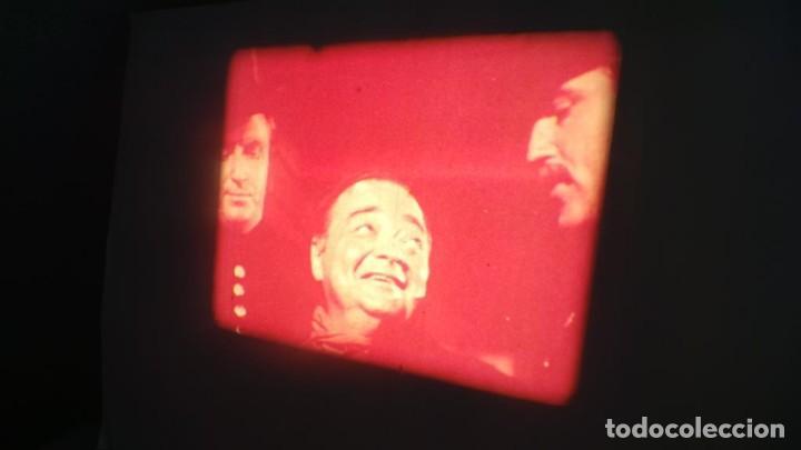 Cine: EL GATO NEGRO (TERROR)Roger Corman -PELÍCULA-SUPER 8 MM-1 x 180 MTS, RETRO-VINTAGE FILM # 2 - Foto 81 - 168527320