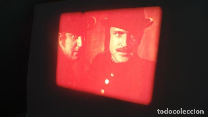 Cine: EL GATO NEGRO (TERROR)Roger Corman -PELÍCULA-SUPER 8 MM-1 x 180 MTS, RETRO-VINTAGE FILM # 2 - Foto 85 - 168527320
