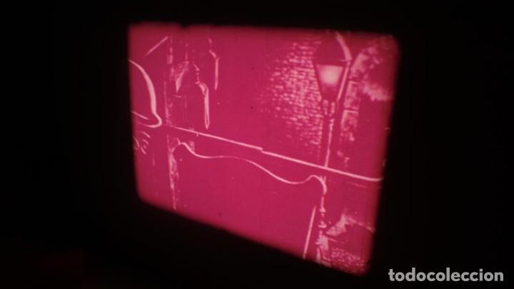 Cine: EL GATO NEGRO (TERROR)Roger Corman -PELÍCULA-SUPER 8 MM-1 x 180 MTS, RETRO-VINTAGE FILM # 2 - Foto 91 - 168527320