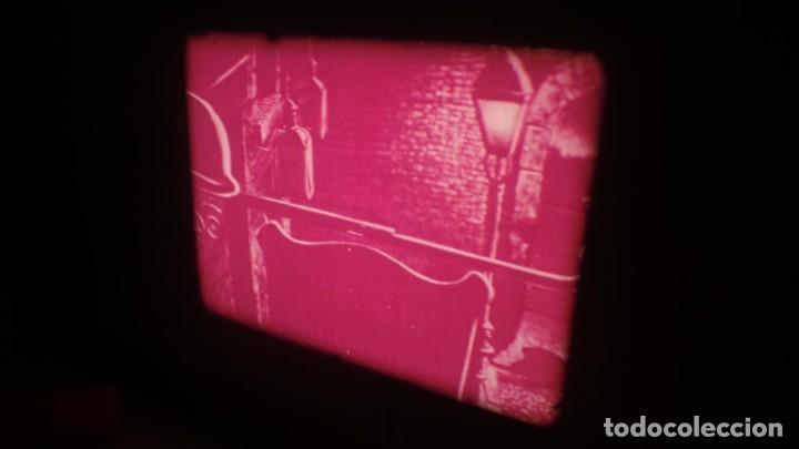 Cine: EL GATO NEGRO (TERROR)Roger Corman -PELÍCULA-SUPER 8 MM-1 x 180 MTS, RETRO-VINTAGE FILM # 2 - Foto 92 - 168527320