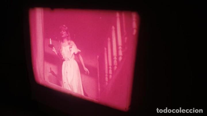 Cine: EL GATO NEGRO (TERROR)Roger Corman -PELÍCULA-SUPER 8 MM-1 x 180 MTS, RETRO-VINTAGE FILM # 2 - Foto 93 - 168527320