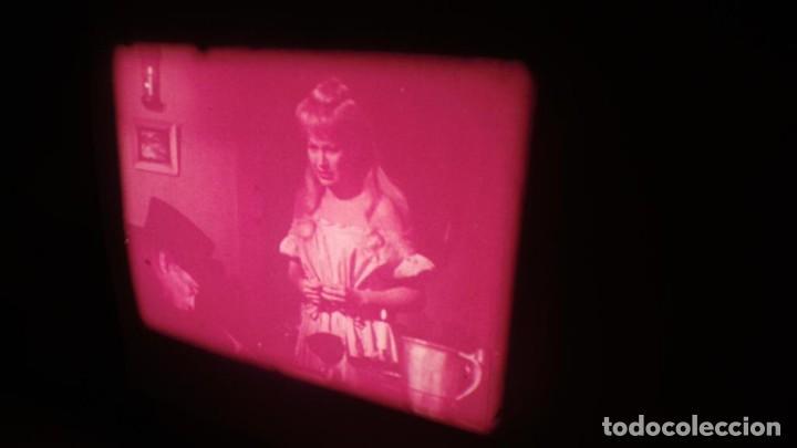 Cine: EL GATO NEGRO (TERROR)Roger Corman -PELÍCULA-SUPER 8 MM-1 x 180 MTS, RETRO-VINTAGE FILM # 2 - Foto 94 - 168527320
