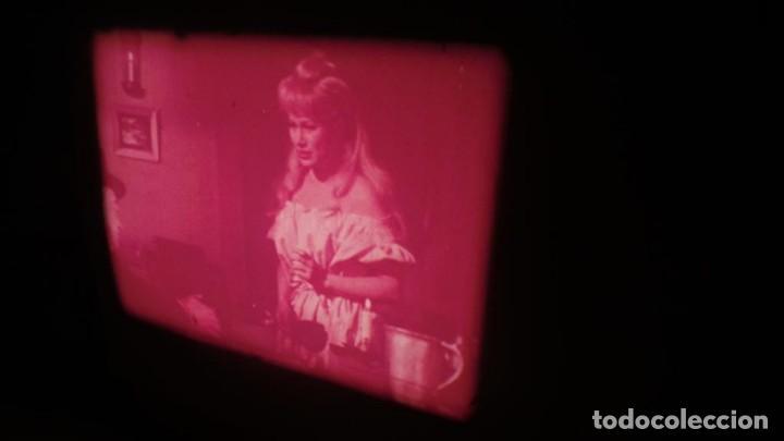 Cine: EL GATO NEGRO (TERROR)Roger Corman -PELÍCULA-SUPER 8 MM-1 x 180 MTS, RETRO-VINTAGE FILM # 2 - Foto 95 - 168527320