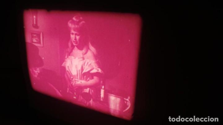 Cine: EL GATO NEGRO (TERROR)Roger Corman -PELÍCULA-SUPER 8 MM-1 x 180 MTS, RETRO-VINTAGE FILM # 2 - Foto 96 - 168527320