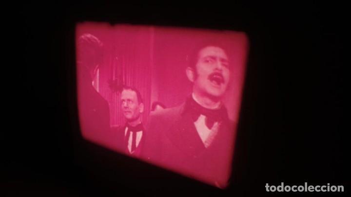 Cine: EL GATO NEGRO (TERROR)Roger Corman -PELÍCULA-SUPER 8 MM-1 x 180 MTS, RETRO-VINTAGE FILM # 2 - Foto 98 - 168527320