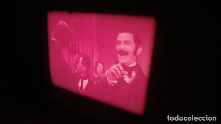 Cine: EL GATO NEGRO (TERROR)Roger Corman -PELÍCULA-SUPER 8 MM-1 x 180 MTS, RETRO-VINTAGE FILM # 2 - Foto 99 - 168527320