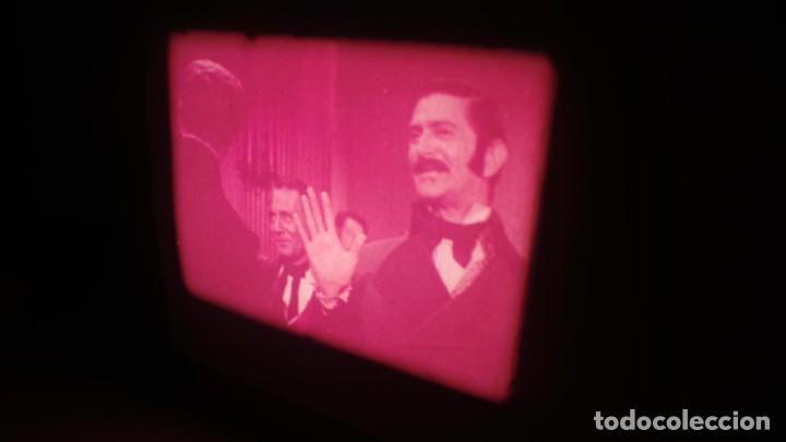 Cine: EL GATO NEGRO (TERROR)Roger Corman -PELÍCULA-SUPER 8 MM-1 x 180 MTS, RETRO-VINTAGE FILM # 2 - Foto 100 - 168527320