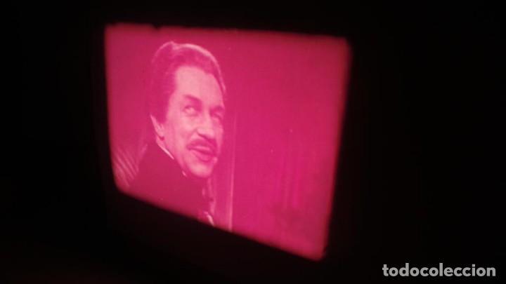 Cine: EL GATO NEGRO (TERROR)Roger Corman -PELÍCULA-SUPER 8 MM-1 x 180 MTS, RETRO-VINTAGE FILM # 2 - Foto 101 - 168527320