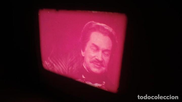 Cine: EL GATO NEGRO (TERROR)Roger Corman -PELÍCULA-SUPER 8 MM-1 x 180 MTS, RETRO-VINTAGE FILM # 2 - Foto 102 - 168527320