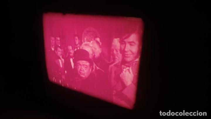 Cine: EL GATO NEGRO (TERROR)Roger Corman -PELÍCULA-SUPER 8 MM-1 x 180 MTS, RETRO-VINTAGE FILM # 2 - Foto 105 - 168527320