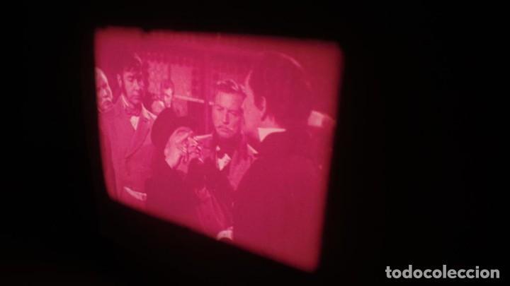 Cine: EL GATO NEGRO (TERROR)Roger Corman -PELÍCULA-SUPER 8 MM-1 x 180 MTS, RETRO-VINTAGE FILM # 2 - Foto 113 - 168527320