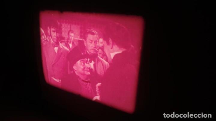 Cine: EL GATO NEGRO (TERROR)Roger Corman -PELÍCULA-SUPER 8 MM-1 x 180 MTS, RETRO-VINTAGE FILM # 2 - Foto 115 - 168527320