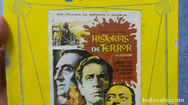 Cine: EL GATO NEGRO (TERROR)Roger Corman -PELÍCULA-SUPER 8 MM-1 x 180 MTS, RETRO-VINTAGE FILM # 2 - Foto 121 - 168527320