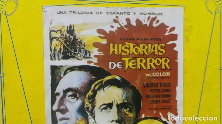 Cine: EL GATO NEGRO (TERROR)Roger Corman -PELÍCULA-SUPER 8 MM-1 x 180 MTS, RETRO-VINTAGE FILM # 2 - Foto 122 - 168527320