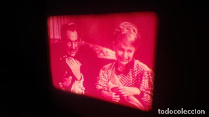 Cine: EL GATO NEGRO (TERROR)Roger Corman -PELÍCULA-SUPER 8 MM-1 x 180 MTS, RETRO-VINTAGE FILM # 2 - Foto 129 - 168527320