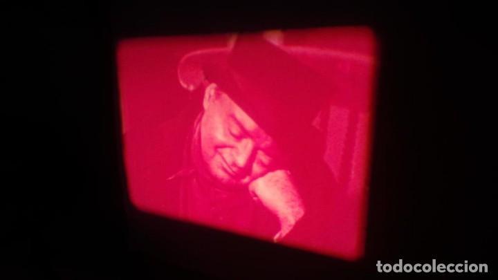 Cine: EL GATO NEGRO (TERROR)Roger Corman -PELÍCULA-SUPER 8 MM-1 x 180 MTS, RETRO-VINTAGE FILM # 2 - Foto 130 - 168527320
