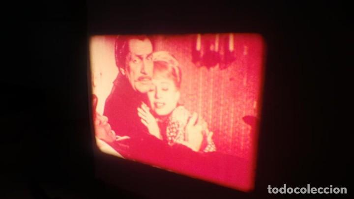 Cine: EL GATO NEGRO (TERROR)Roger Corman -PELÍCULA-SUPER 8 MM-1 x 180 MTS, RETRO-VINTAGE FILM # 2 - Foto 133 - 168527320