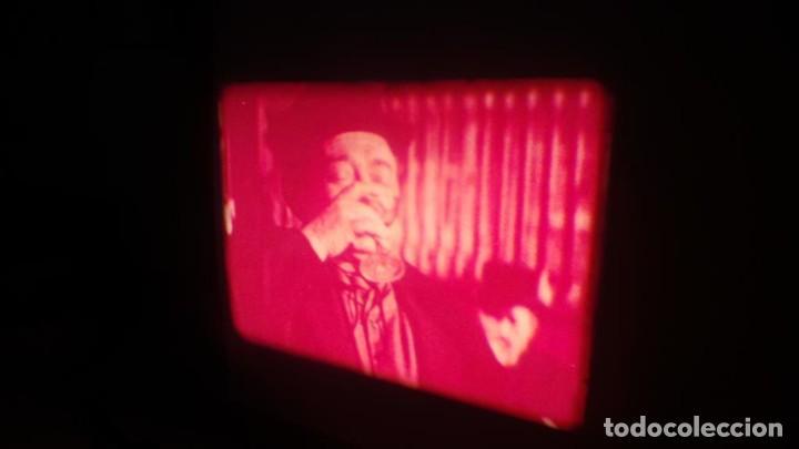 Cine: EL GATO NEGRO (TERROR)Roger Corman -PELÍCULA-SUPER 8 MM-1 x 180 MTS, RETRO-VINTAGE FILM # 2 - Foto 134 - 168527320