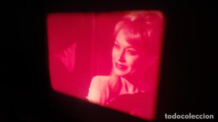 Cine: EL GATO NEGRO (TERROR)Roger Corman -PELÍCULA-SUPER 8 MM-1 x 180 MTS, RETRO-VINTAGE FILM # 2 - Foto 135 - 168527320