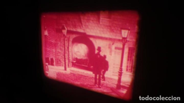Cine: EL GATO NEGRO (TERROR)Roger Corman -PELÍCULA-SUPER 8 MM-1 x 180 MTS, RETRO-VINTAGE FILM # 2 - Foto 136 - 168527320