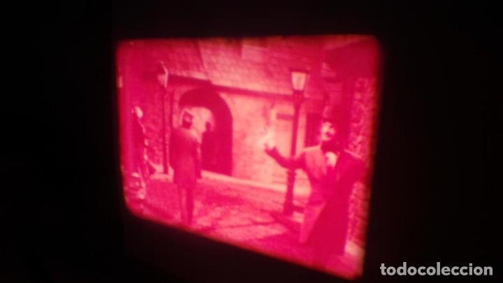 Cine: EL GATO NEGRO (TERROR)Roger Corman -PELÍCULA-SUPER 8 MM-1 x 180 MTS, RETRO-VINTAGE FILM # 2 - Foto 137 - 168527320