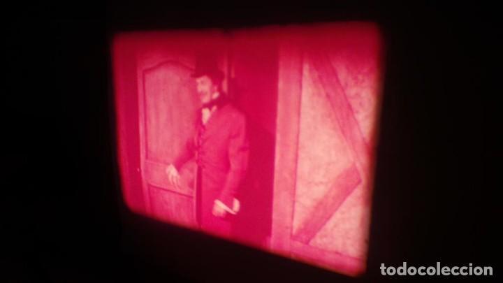 Cine: EL GATO NEGRO (TERROR)Roger Corman -PELÍCULA-SUPER 8 MM-1 x 180 MTS, RETRO-VINTAGE FILM # 2 - Foto 138 - 168527320