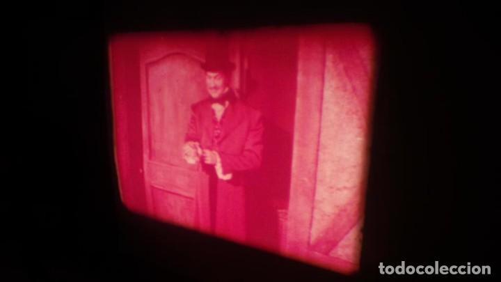 Cine: EL GATO NEGRO (TERROR)Roger Corman -PELÍCULA-SUPER 8 MM-1 x 180 MTS, RETRO-VINTAGE FILM # 2 - Foto 139 - 168527320