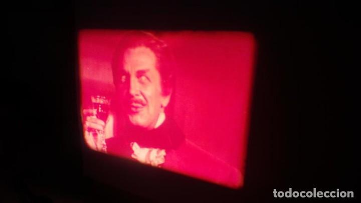 Cine: EL GATO NEGRO (TERROR)Roger Corman -PELÍCULA-SUPER 8 MM-1 x 180 MTS, RETRO-VINTAGE FILM # 2 - Foto 140 - 168527320
