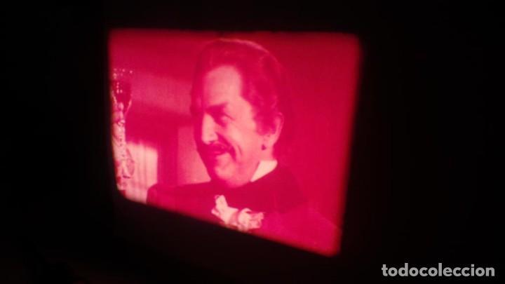 Cine: EL GATO NEGRO (TERROR)Roger Corman -PELÍCULA-SUPER 8 MM-1 x 180 MTS, RETRO-VINTAGE FILM # 2 - Foto 141 - 168527320