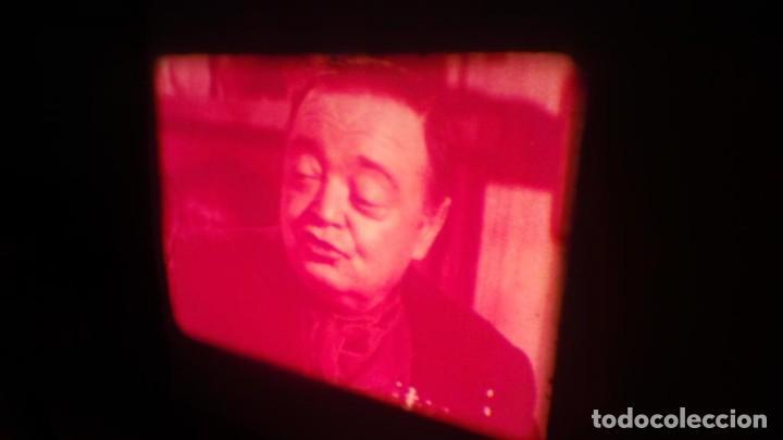 Cine: EL GATO NEGRO (TERROR)Roger Corman -PELÍCULA-SUPER 8 MM-1 x 180 MTS, RETRO-VINTAGE FILM # 2 - Foto 142 - 168527320
