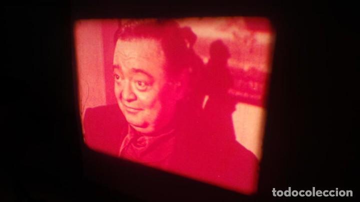 Cine: EL GATO NEGRO (TERROR)Roger Corman -PELÍCULA-SUPER 8 MM-1 x 180 MTS, RETRO-VINTAGE FILM # 2 - Foto 143 - 168527320