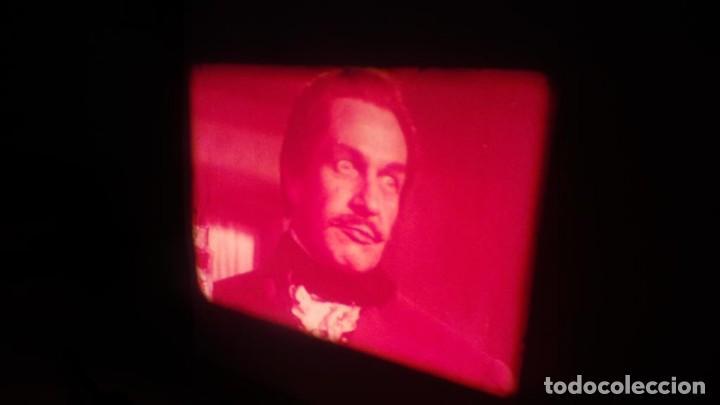 Cine: EL GATO NEGRO (TERROR)Roger Corman -PELÍCULA-SUPER 8 MM-1 x 180 MTS, RETRO-VINTAGE FILM # 2 - Foto 144 - 168527320