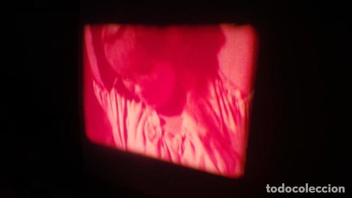 Cine: EL GATO NEGRO (TERROR)Roger Corman -PELÍCULA-SUPER 8 MM-1 x 180 MTS, RETRO-VINTAGE FILM # 2 - Foto 145 - 168527320