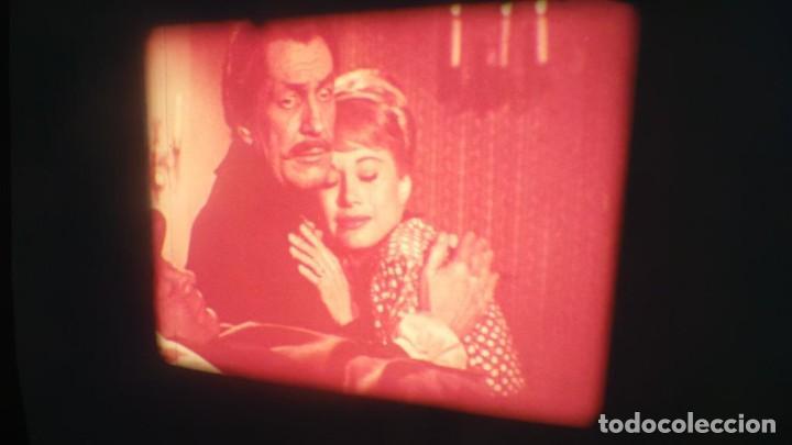 Cine: EL GATO NEGRO (TERROR)Roger Corman -PELÍCULA-SUPER 8 MM-1 x 180 MTS, RETRO-VINTAGE FILM # 2 - Foto 146 - 168527320