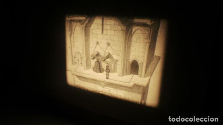 Cine: BOBINA TRES CORTOMETRAJES-1 X 120 MTS-CLASICOS-WALT DISNEY SUPER 8 MM VINTAGE FILM # 352 - Foto 20 - 187945092