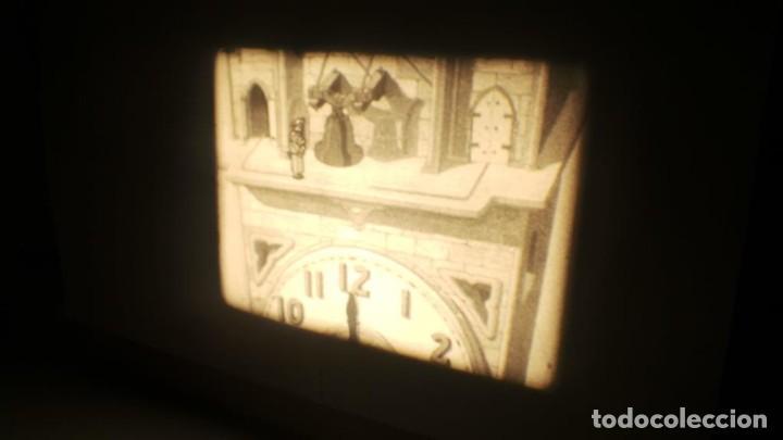 Cine: BOBINA TRES CORTOMETRAJES-1 X 120 MTS-CLASICOS-WALT DISNEY SUPER 8 MM VINTAGE FILM # 352 - Foto 23 - 187945092