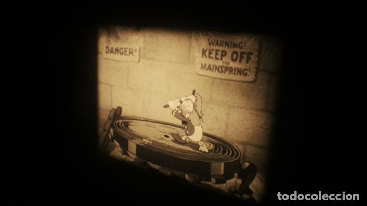 Cine: BOBINA TRES CORTOMETRAJES-1 X 120 MTS-CLASICOS-WALT DISNEY SUPER 8 MM VINTAGE FILM # 352 - Foto 35 - 187945092