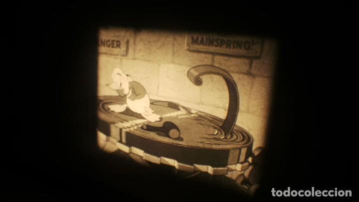 Cine: BOBINA TRES CORTOMETRAJES-1 X 120 MTS-CLASICOS-WALT DISNEY SUPER 8 MM VINTAGE FILM # 352 - Foto 44 - 187945092