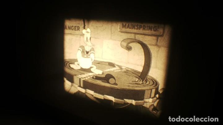 Cine: BOBINA TRES CORTOMETRAJES-1 X 120 MTS-CLASICOS-WALT DISNEY SUPER 8 MM VINTAGE FILM # 352 - Foto 46 - 187945092