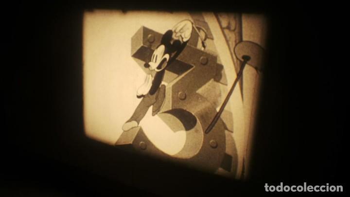 Cine: BOBINA TRES CORTOMETRAJES-1 X 120 MTS-CLASICOS-WALT DISNEY SUPER 8 MM VINTAGE FILM # 352 - Foto 50 - 187945092