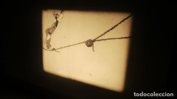 Cine: BOBINA TRES CORTOMETRAJES-1 X 120 MTS-CLASICOS-WALT DISNEY SUPER 8 MM VINTAGE FILM # 352 - Foto 52 - 187945092