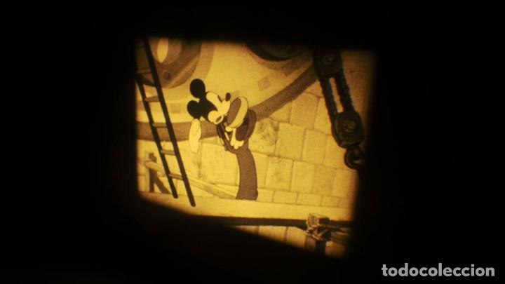 Cine: BOBINA TRES CORTOMETRAJES-1 X 120 MTS-CLASICOS-WALT DISNEY SUPER 8 MM VINTAGE FILM # 352 - Foto 56 - 187945092