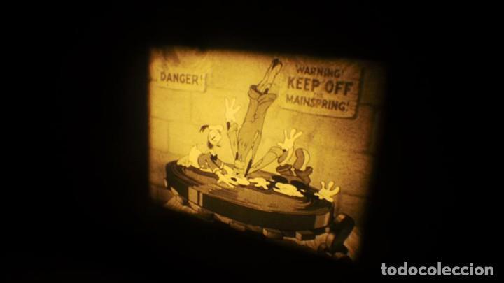 Cine: BOBINA TRES CORTOMETRAJES-1 X 120 MTS-CLASICOS-WALT DISNEY SUPER 8 MM VINTAGE FILM # 352 - Foto 60 - 187945092
