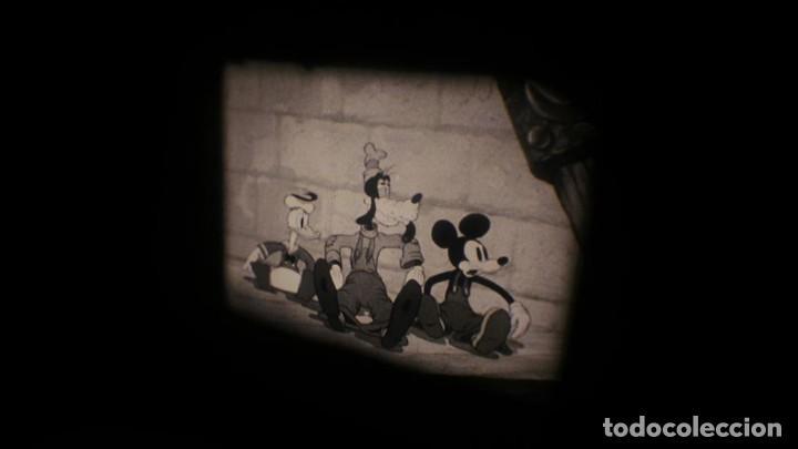 Cine: BOBINA TRES CORTOMETRAJES-1 X 120 MTS-CLASICOS-WALT DISNEY SUPER 8 MM VINTAGE FILM # 352 - Foto 64 - 187945092
