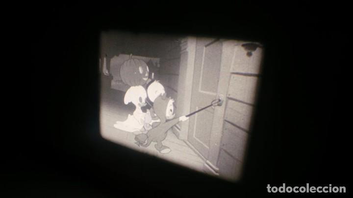 Cine: BOBINA TRES CORTOMETRAJES-1 X 120 MTS-CLASICOS-WALT DISNEY SUPER 8 MM VINTAGE FILM # 352 - Foto 84 - 187945092